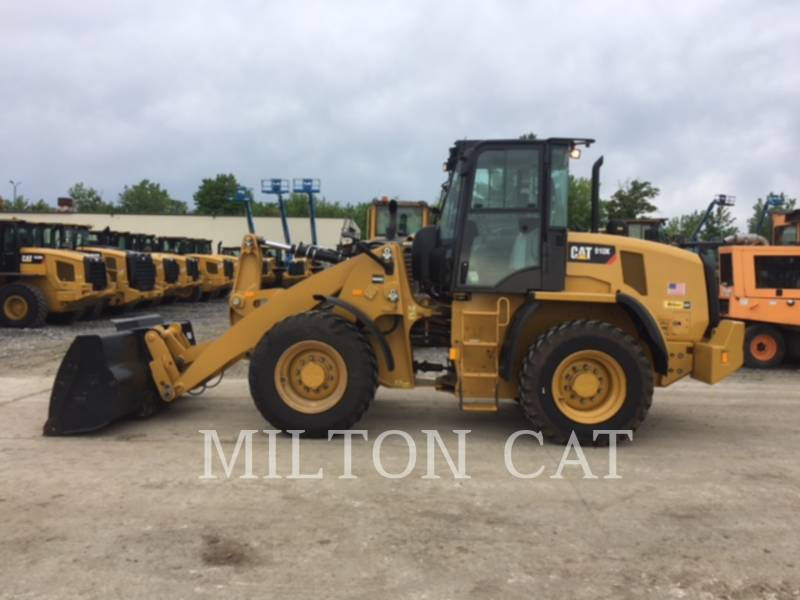 CATERPILLAR PALE GOMMATE/PALE GOMMATE MULTIUSO 910K equipment  photo 4