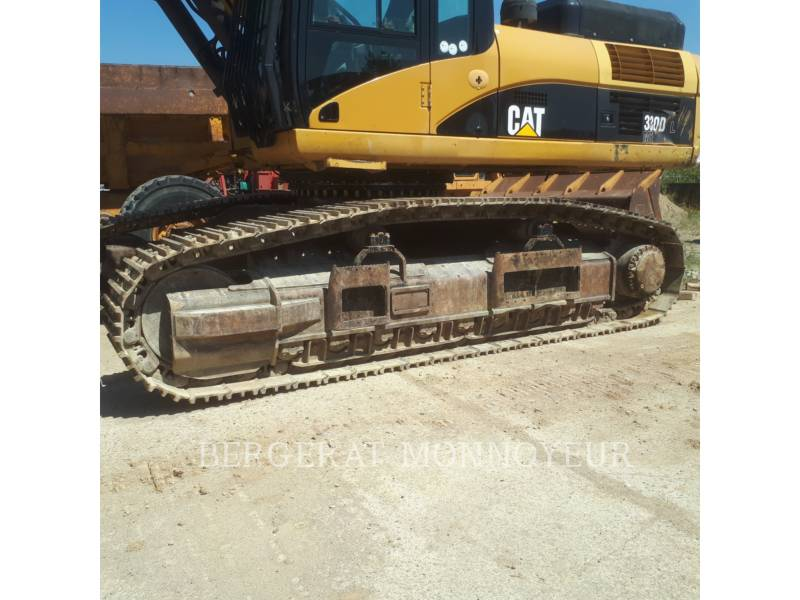 CATERPILLAR KETTEN-HYDRAULIKBAGGER 330DL equipment  photo 8