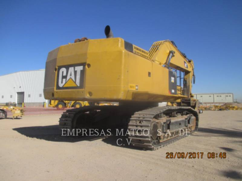CATERPILLAR TRACK EXCAVATORS 390 D L equipment  photo 6