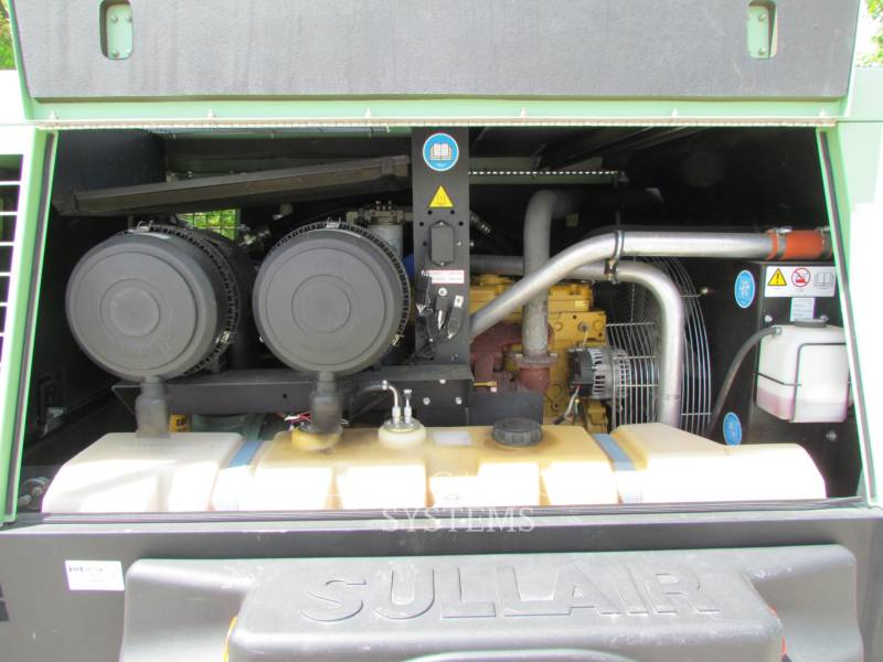 SULLAIR COMPRESSOR DE AR 375HAF equipment  photo 2