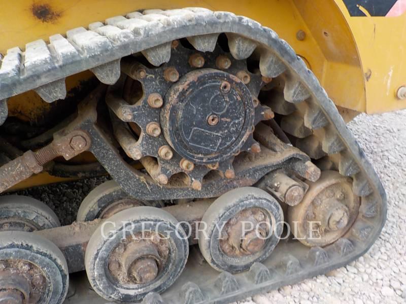 CATERPILLAR MULTI TERRAIN LOADERS 257B equipment  photo 18