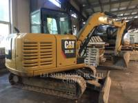 Equipment photo CATERPILLAR 305.5E2 KETTEN-HYDRAULIKBAGGER 1