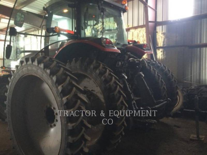 MASSEY FERGUSON TRACTEURS AGRICOLES 8660 equipment  photo 10