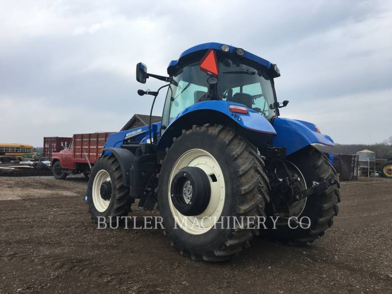 FORD / NEW HOLLAND TRATORES AGRÍCOLAS T7.200 equipment  photo 6