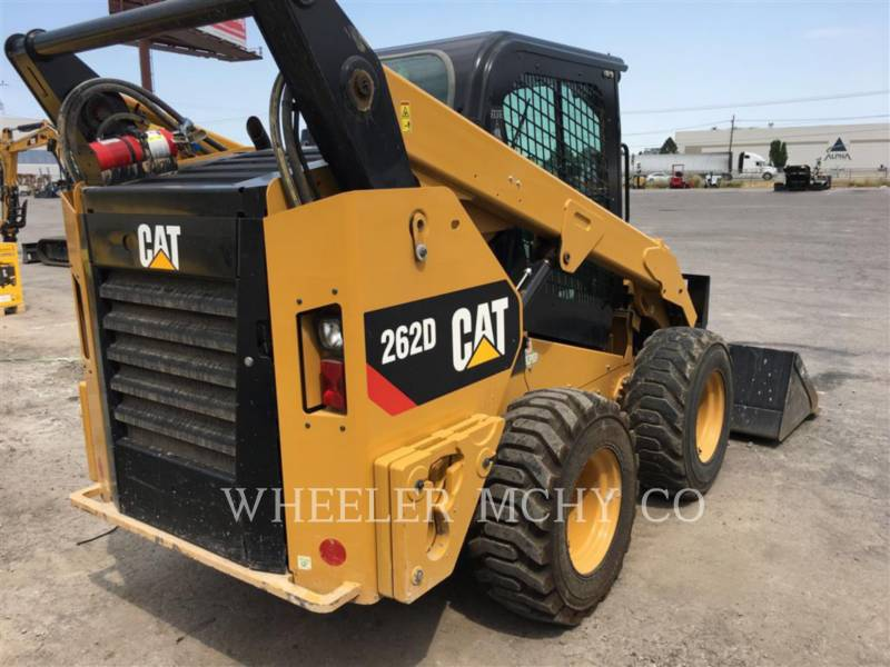 CATERPILLAR MINICARGADORAS 262D C3-H2 equipment  photo 2