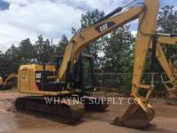 Equipment photo CATERPILLAR 312EL PELLES SUR CHAINES 1