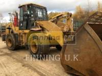 CATERPILLAR CHARGEURS SUR PNEUS/CHARGEURS INDUSTRIELS 950H WASTE equipment  photo 3