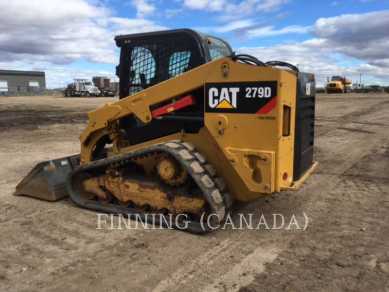 CATERPILLAR CARGADORES MULTITERRENO 279DLRC equipment  photo 3
