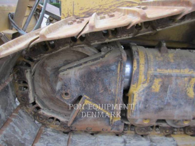 CATERPILLAR WHEEL DOZERS D6T LGP equipment  photo 10