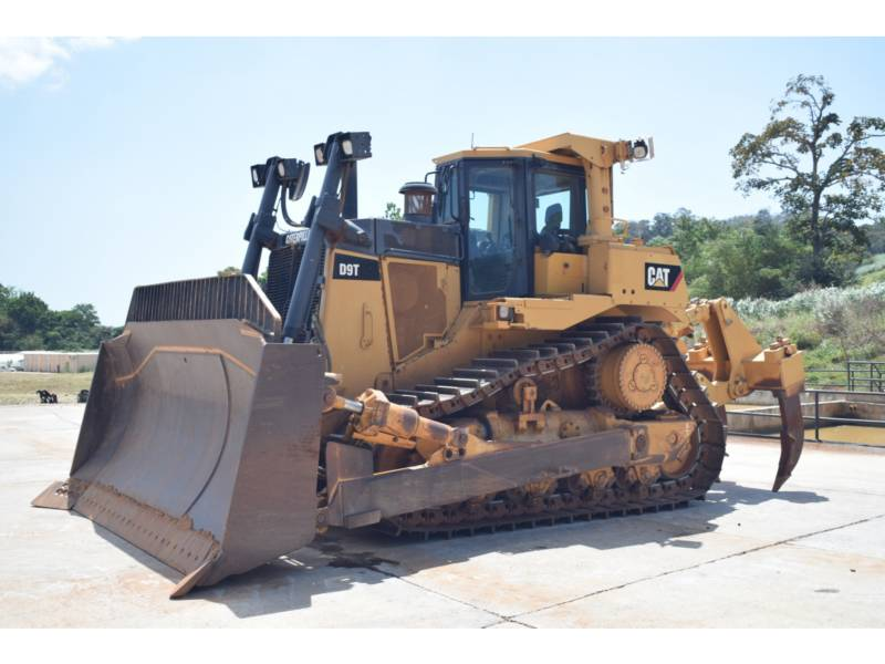 CATERPILLAR TRACTEURS SUR CHAINES D 9 T equipment  photo 1