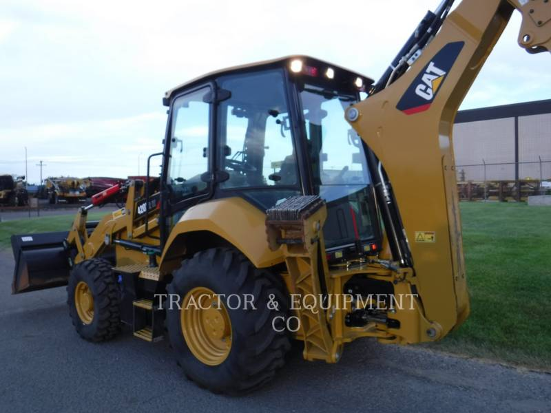 CATERPILLAR CHARGEUSES-PELLETEUSES 420F24ETCB equipment  photo 6