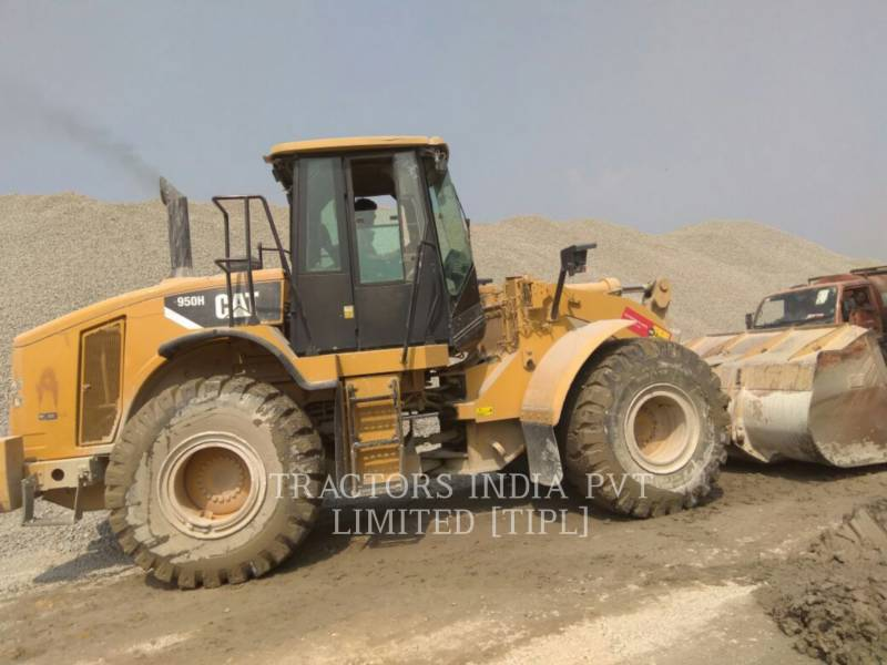 CATERPILLAR WHEEL LOADERS/INTEGRATED TOOLCARRIERS 950H equipment  photo 6