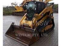 Equipment photo CATERPILLAR 299C SKID STEER LOADERS 1