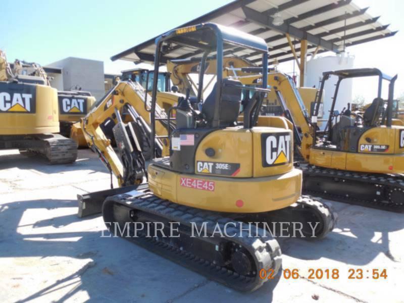 CATERPILLAR EXCAVADORAS DE CADENAS 305E2CR equipment  photo 3