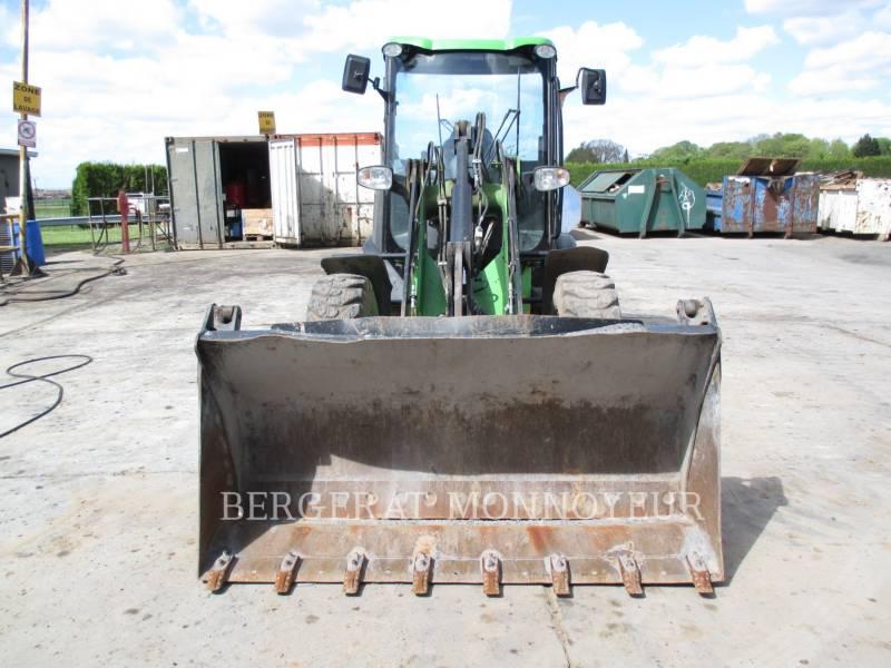JCB CARGADORES DE RUEDAS 406 equipment  photo 6