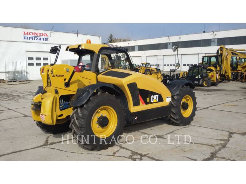 CATERPILLAR TELEHANDLER TH 407 C equipment  photo 3