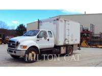 Equipment photo FORD F750 ON-HIGHWAY TRUCKS 1