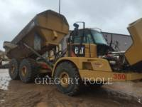 Equipment photo CATERPILLAR 740B/TAIL ARTICULATED TRUCKS 1