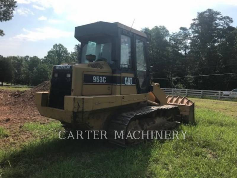 CATERPILLAR TRACK LOADERS 953C equipment  photo 5