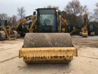 CATERPILLAR EINZELVIBRATIONSWALZE, GLATTBANDAGE CS56 equipment  photo 7