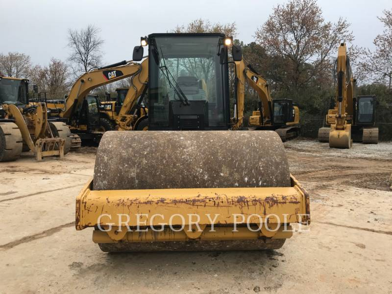 CATERPILLAR COMPACTEUR VIBRANT, MONOCYLINDRE LISSE CS56 equipment  photo 7