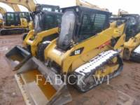 CATERPILLAR MULTI TERRAIN LOADERS 259B3 equipment  photo 1