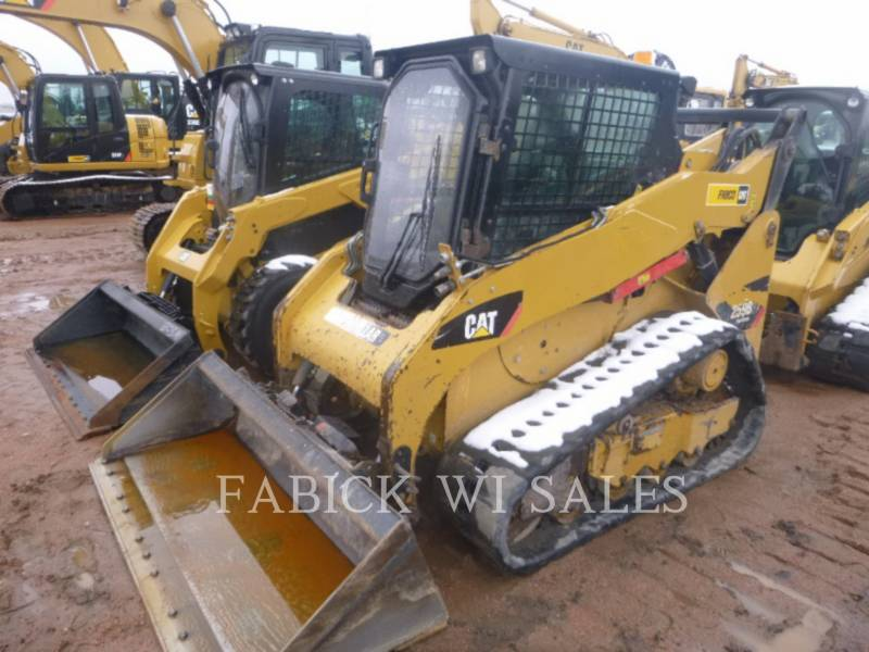 CATERPILLAR CHARGEURS TOUT TERRAIN 259B3 equipment  photo 3