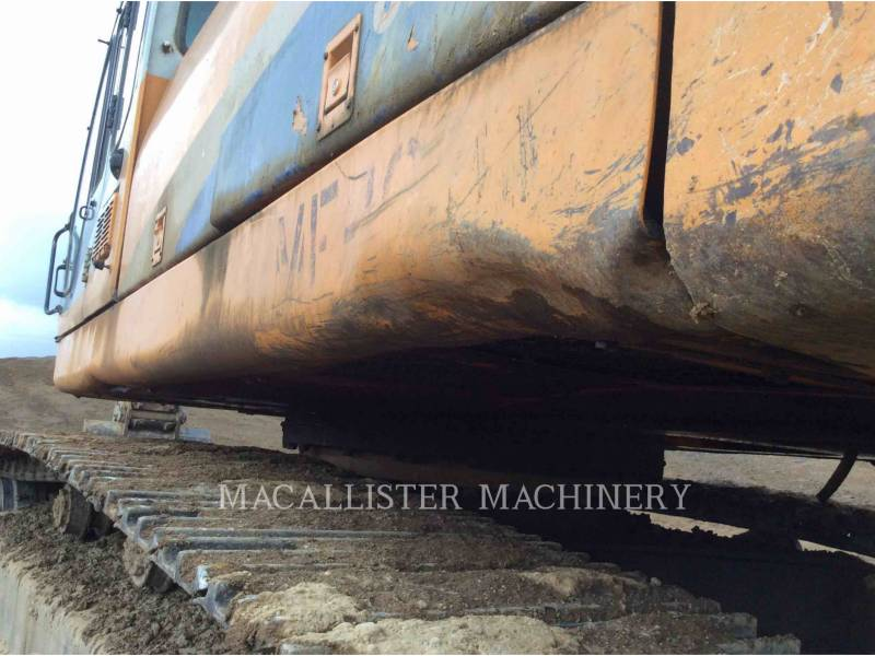 SAMSUNG TRACK EXCAVATORS 350 equipment  photo 10