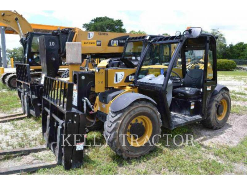 CATERPILLAR 伸缩式装卸机 TH255C equipment  photo 1