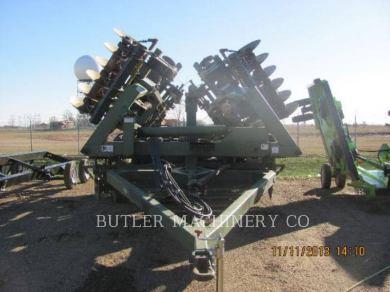 WISHEK STEEL MFG INC CHARRUE 842NT-24 equipment  photo 2
