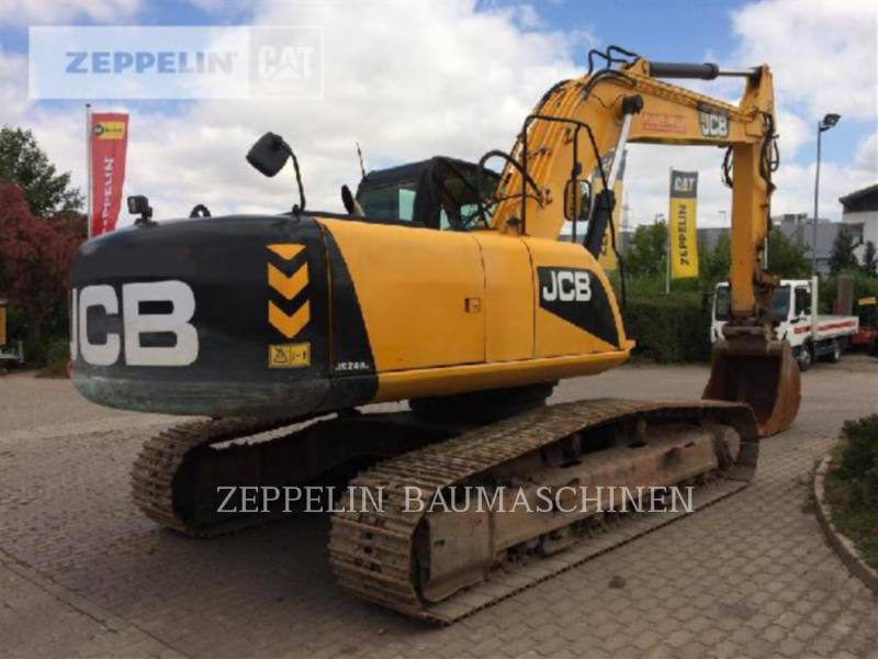 JCB ESCAVATORI CINGOLATI JS240NL equipment  photo 5