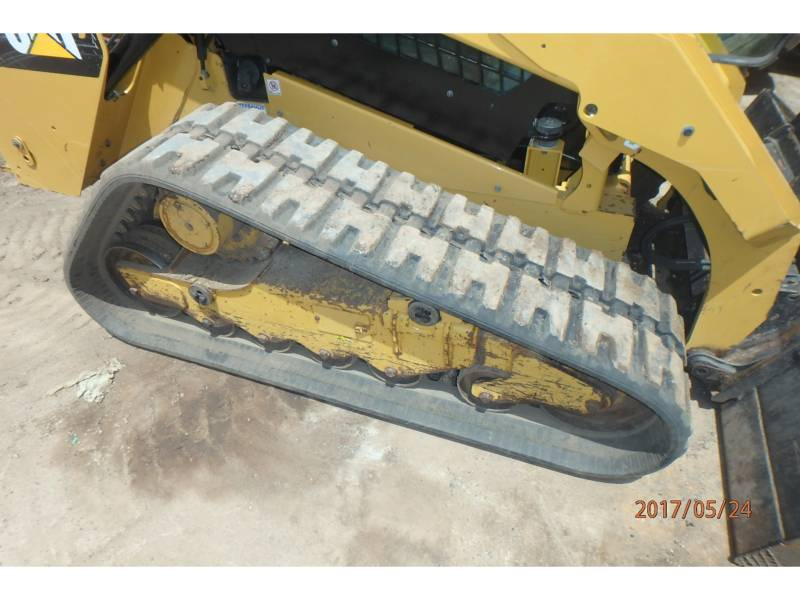 Caterpillar ÎNCĂRCĂTOARE PENTRU TEREN ACCIDENTAT 289D equipment  photo 9