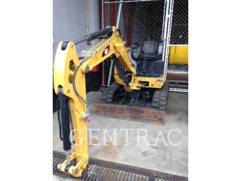 CATERPILLAR PELLES SUR CHAINES 302.7DCR equipment  photo 1