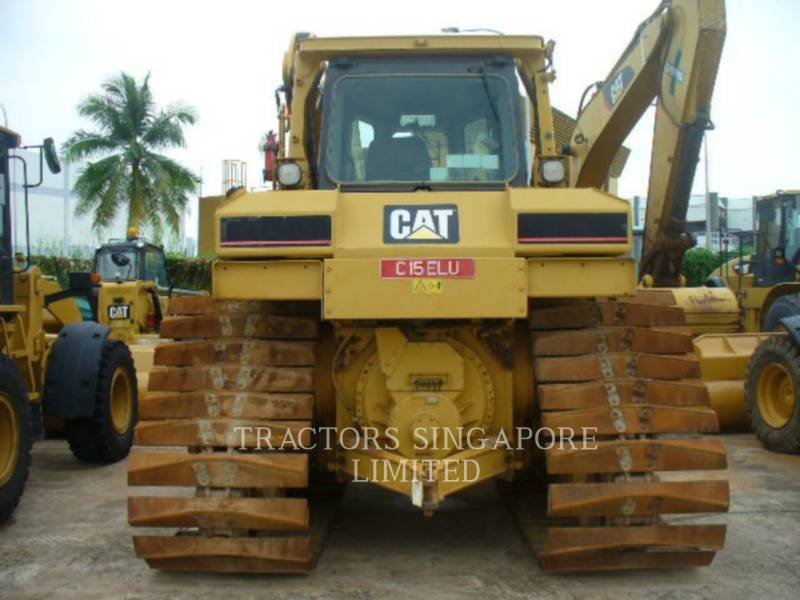 CATERPILLAR TRATTORI CINGOLATI D6RIIILGP equipment  photo 5