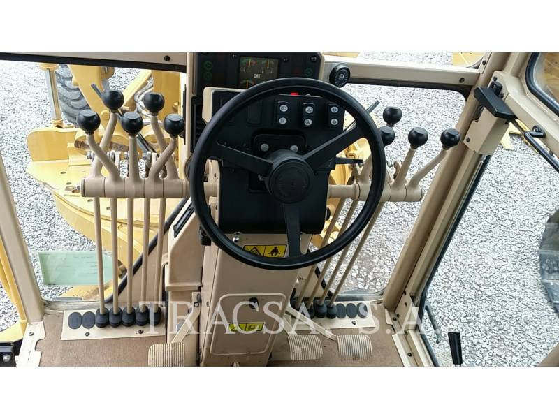 CATERPILLAR MOTORGRADER 140K equipment  photo 10