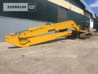 KOMATSU LTD. KETTEN-HYDRAULIKBAGGER PC340NLC equipment  photo 8