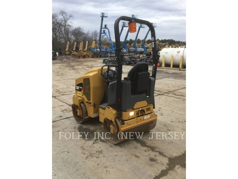 CATERPILLAR COMPACTORS CB14BXW equipment  photo 5