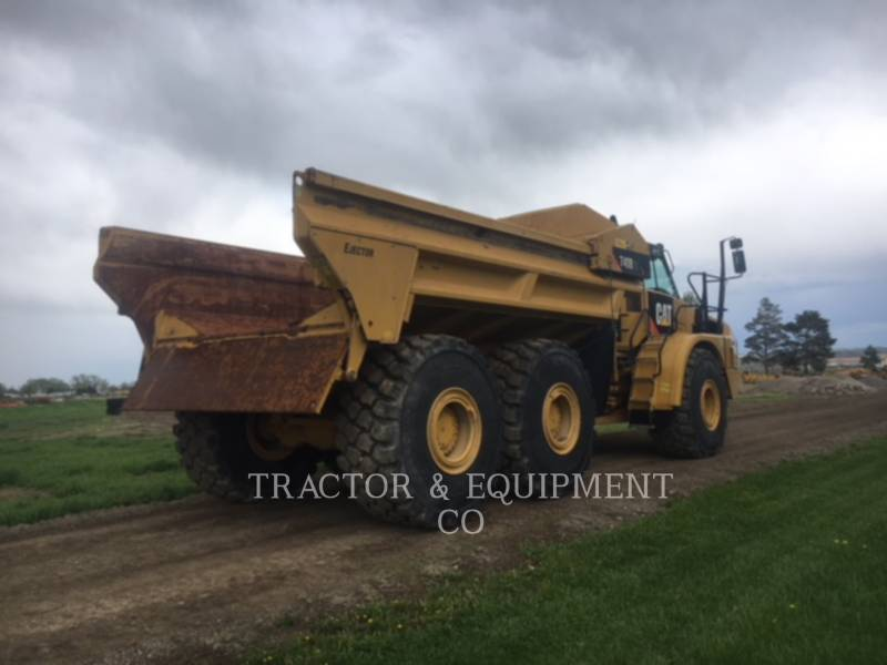 CATERPILLAR ARTICULATED TRUCKS 740BEJ equipment  photo 6