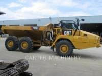 CATERPILLAR TOMBEREAUX ARTICULÉS 725C2 equipment  photo 4