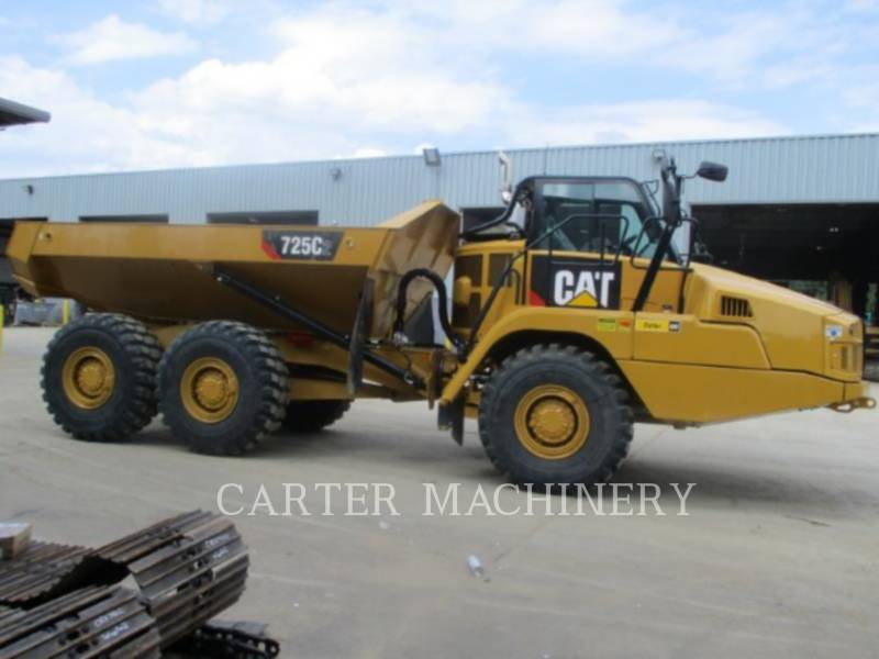 CATERPILLAR ARTICULATED TRUCKS 725C2 equipment  photo 4