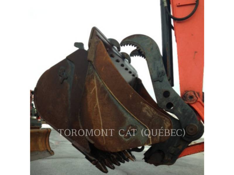 KUBOTA CORPORATION PELLES SUR CHAINES KX080-4 equipment  photo 10
