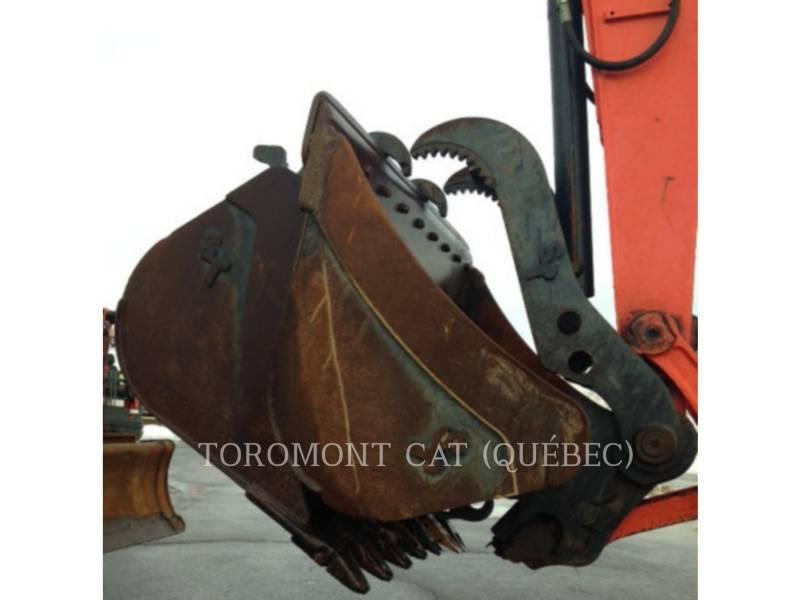 KUBOTA CORPORATION EXCAVADORAS DE CADENAS KX080-4 equipment  photo 10