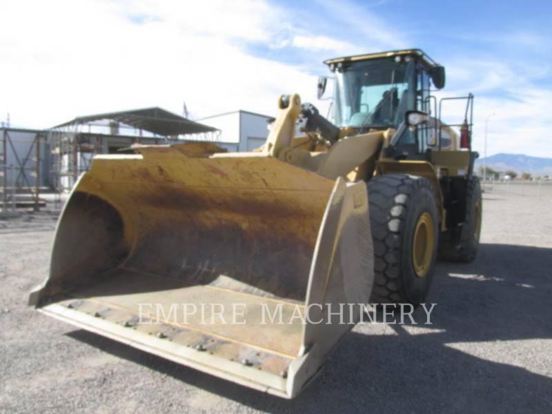 CATERPILLAR CHARGEURS SUR PNEUS/CHARGEURS INDUSTRIELS 966M equipment  photo 4