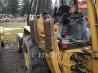CATERPILLAR RETROEXCAVADORAS CARGADORAS 420D equipment  photo 8