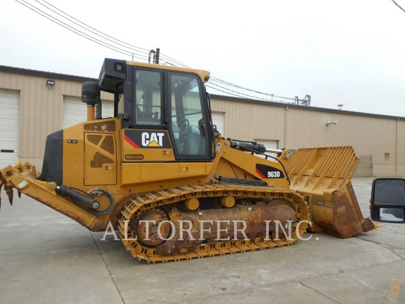 CATERPILLAR PALE CINGOLATE 963D equipment  photo 7