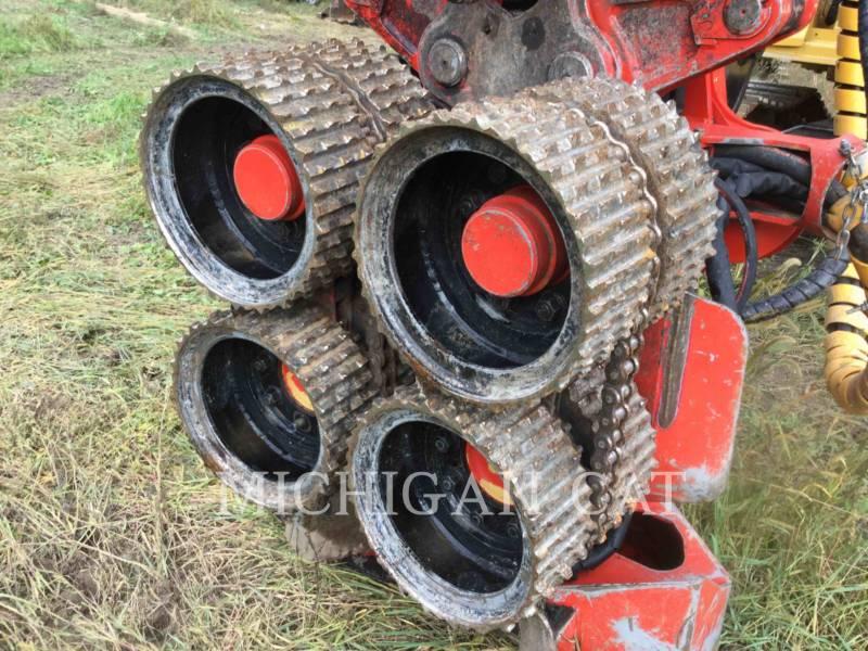 CATERPILLAR Forestal - Procesador 501HD equipment  photo 12