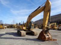 CATERPILLAR EXCAVADORAS DE CADENAS 329DL equipment  photo 2