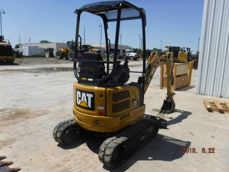 CATERPILLAR ESCAVATORI CINGOLATI 301.7DCR equipment  photo 3