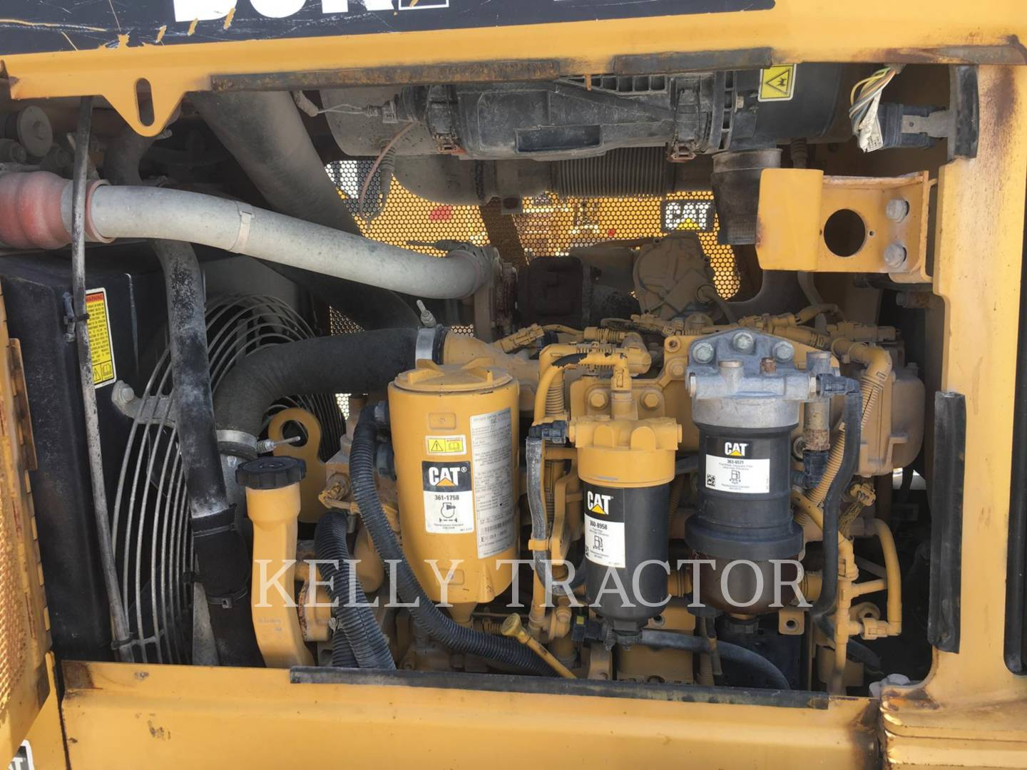 Detail photo of 2012 Caterpillar D5K XL II from Construction Equipment Guide
