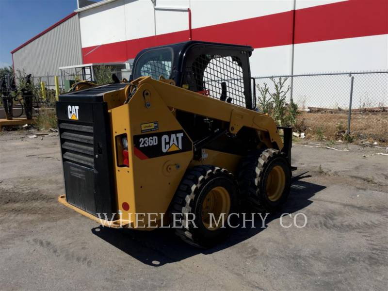 CATERPILLAR MINICARGADORAS 236D C1-H2 equipment  photo 3